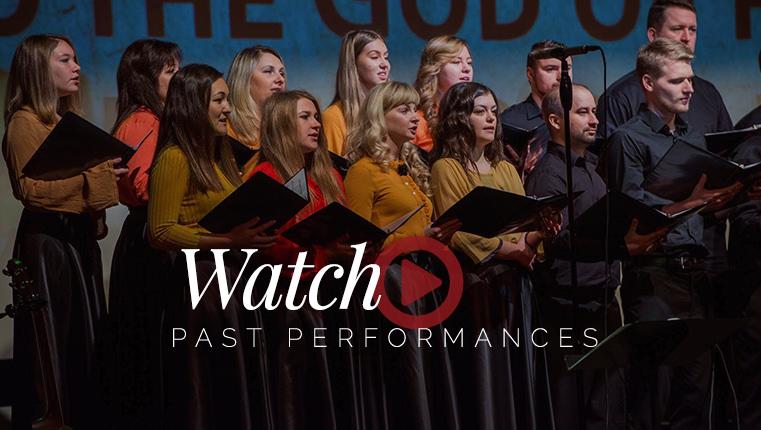 Watch Past Performances
